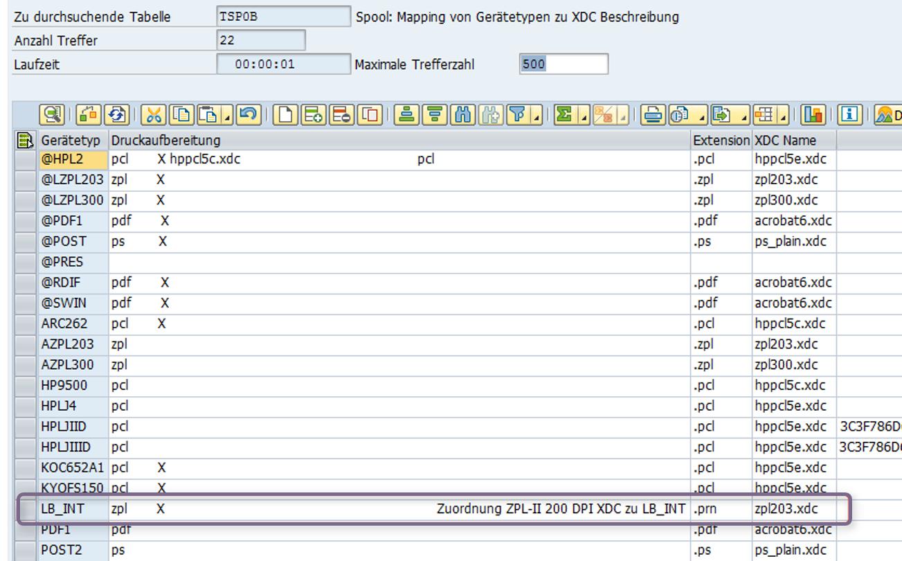 sap-aif-xdc-zuordnung-tabelle-tsp0b