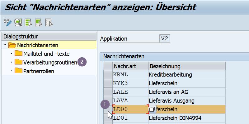 Sap Lieferschein Anzeigen Transaktion : 3 schnelle wege druckprogramm zum sap formular finden ~ Themetempest.com Abrechnung