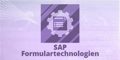 SAP Formulartechnologien