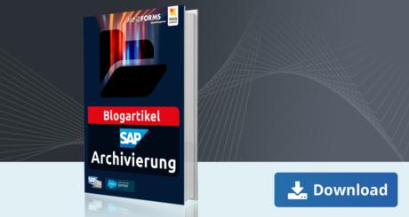 Blogartikel SAP Archivierung