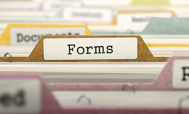 Adobe Interactive Forms und Forms by Adobe